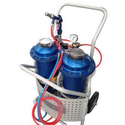 矿用扬光QKP-2气动式快速密闭喷涂机具体使用说明