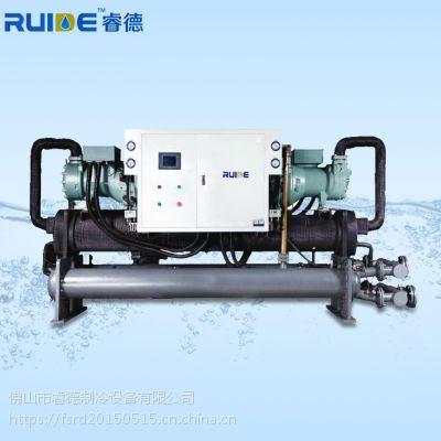 优质水冷螺杆式冷冻机组定制 双压缩机螺杆式冷水机 各型号冷水机 定制