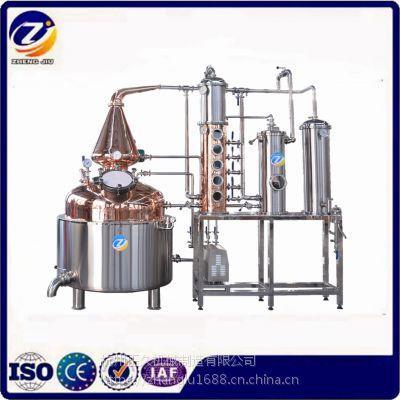蒸馏设备 小型蒸酒设备 米酒生产设备