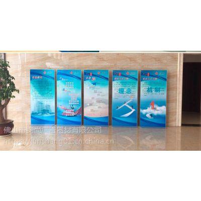 铝合金广告展示架制作安装拆卸方便
