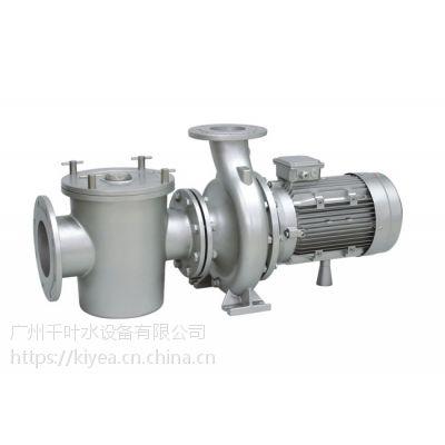 亚士霸espa泳池循环用水泵 EBA550 espa亚士霸水泵 不锈钢水泵