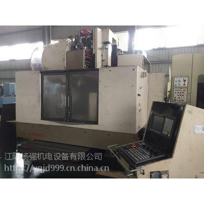 现货出售日本三菱M-V60C立式加工中心 江阴杨强机电 专业二手设备厂家