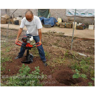 挖坑机新优惠 优质打坑机操作简单