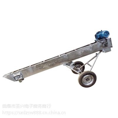 上料用螺旋提升机送料机厂家直销 粮食螺旋提升机