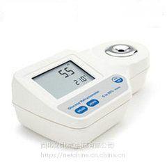 中西DYP 高精度酒类折光分析仪 型号:H5HI96812库号:M398566