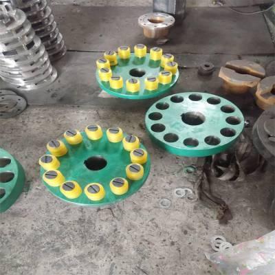 弹性柱销联轴器 TL315 铸钢 真空泵 减速机