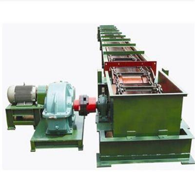 全新刮板输送机规格知名 灰粉刮板机