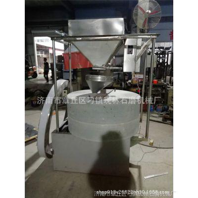 山东电动豆浆石磨 小豆腐石磨 水豆腐石磨 配套渣浆分离机