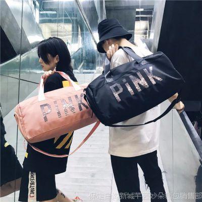 厂家直销短途旅行包女手提行李包男干湿分离训练包大容量健身包