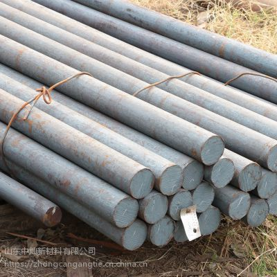 山东泰安现货45#碳结圆钢 价格规格欢迎电询