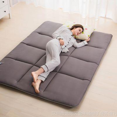 日式榻榻米床垫地垫可打地铺 睡觉垫子睡地懒