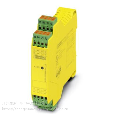 供应德国菲尼克斯安全继电器PSR-SPP- 24UC/THC4/2X1/1X2-2963983