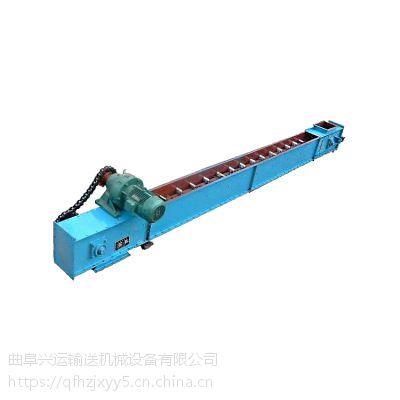 刮板输送机刮板多种型号 移动刮板运输机