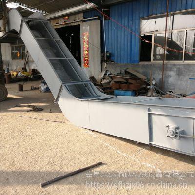 沙子用单板链刮板输送机 兴运多用途刮板输送机厂家