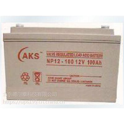 奥克松蓄电池NP65-12 UPS直流屏EPS专用蓄电池\报价