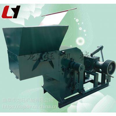 中型大方口自动进料粉碎机 秸秆粉碎机供应商
