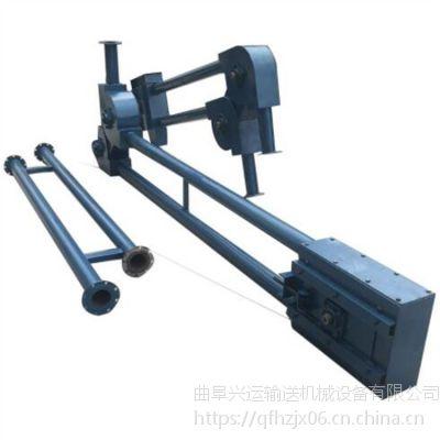 L型管链输送机批量加工 陶土管链式输送机 兴运