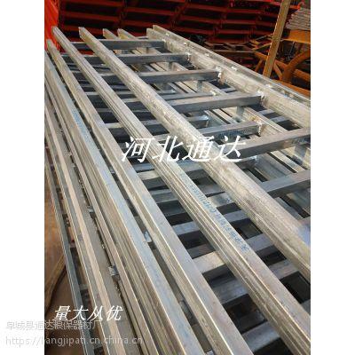 桥梁爬梯 安全施工爬梯尺寸 墩柱安全爬梯 组合框架式爬梯
