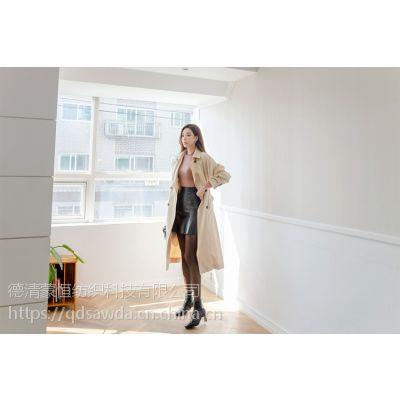 卡拉贝斯女装品牌折扣店怎么加盟折扣女装 广州石井品牌尾货批发市场地址紫色卫衣绒衫