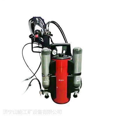 山能 满洲里QWLT50 灭火器 厂家加工两相流水雾灭火器