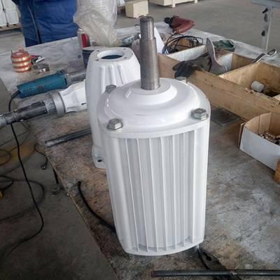 山东晟成1000瓦小型永磁发电机1千瓦220伏风力发电机