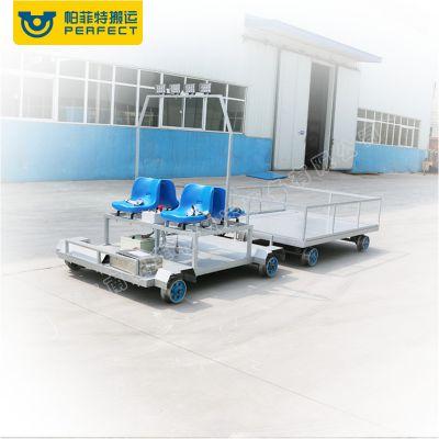 快铁轨检车 新乡百特铝合金材质铁路检查设备运载小车