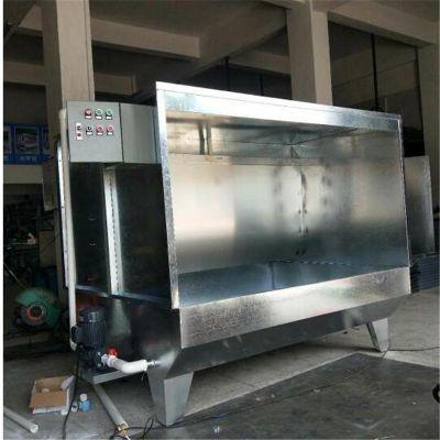 锋易盛有现货1.2米 1.5米 2米 2.4米 3米喷漆房水帘柜 喷油柜 喷漆柜 水濂柜 水帘喷漆台