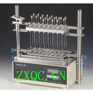 中西(LQS现货)氮吹仪(干加热型) 型号:85M/HSC-24A库号:M364474