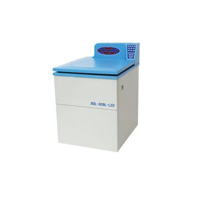 杭州艾普RDL-80BL (LED显示)立式大容量离心机 超大容量冷冻离心机