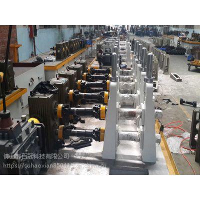 高频焊管设备 焊管机冷弯成型设备无缝钢管高频焊接机 圆管自动焊接设备