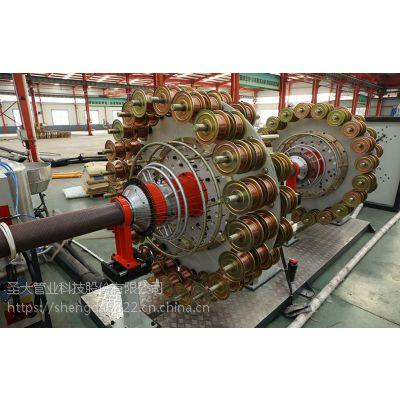 PE复合管钢丝网复合管钢塑复合给水管圣大管业厂家直供江西九江市政管道