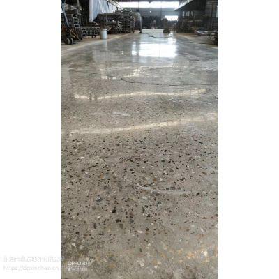 深圳龙岗 盐田工厂地面起砂处理 水泥地固化 渗透地面施工
