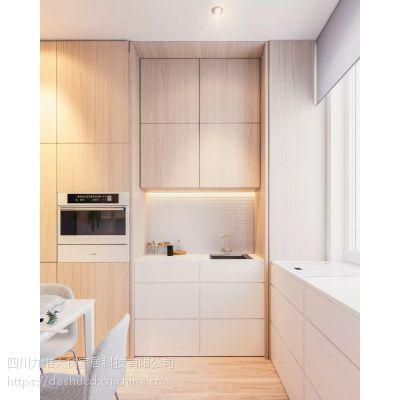 成都家装效果图-成都家装案例-现代简约风格案例