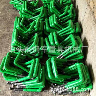 现货 塑钢爬梯 市政国标规格Φ12-20材质45#检查井塑钢爬梯踏步