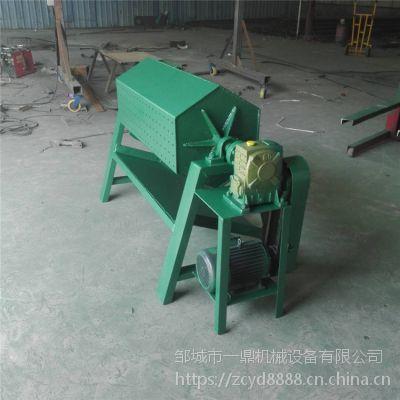 六角滚筒式去油除锈机 一鼎专业生产滚桶抛光机 铜铁件去锈抛光机