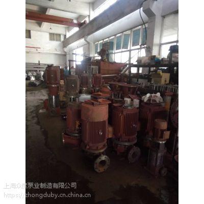 供应新规消火栓泵 XBD5.2/30G-L 30KW 佛山众度泵业
