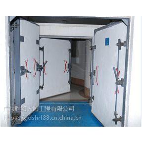 广东胜和人防工程为您介绍人防门安装步骤