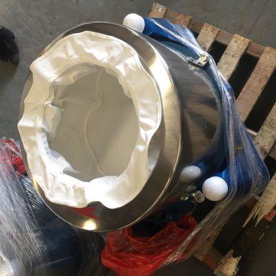 鑫宝直供靖江 三足离心机 铜渣铝屑脱水机 蔬菜肉类脱水机 质量可靠