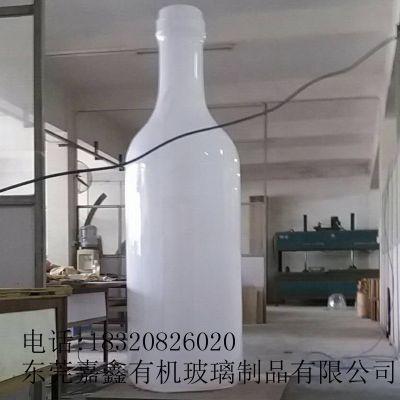 超大型亚克力瓶子装饰瓶子有机玻璃各种异形热压定制产品