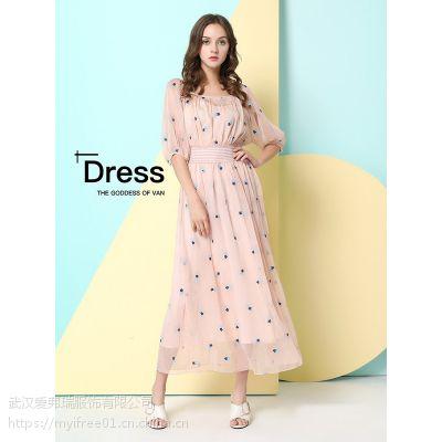 时尚的服装货源【现货】卡帕蒂姆秋季连衣裙