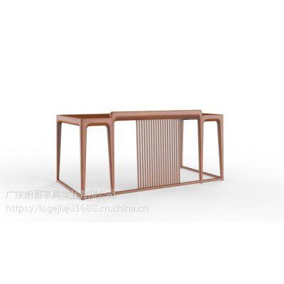实木书桌的摆放要注意,这样摆可以避开禁忌
