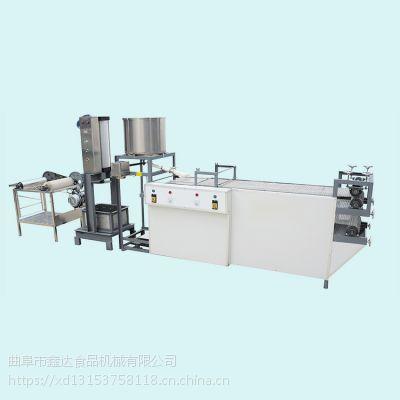 山东聊城有卖豆腐皮机的 豆腐皮机生产线