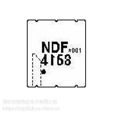 声表滤波器 NDF4168 467.5MHz 频率元件