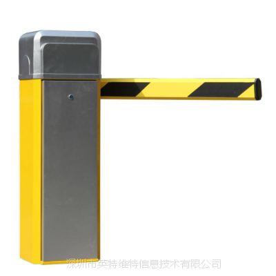 深圳小区车辆进出道闸自动识别系统 出入口车辆管理系统