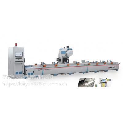 工业铝加工中心凯岳型材CNC加工中心