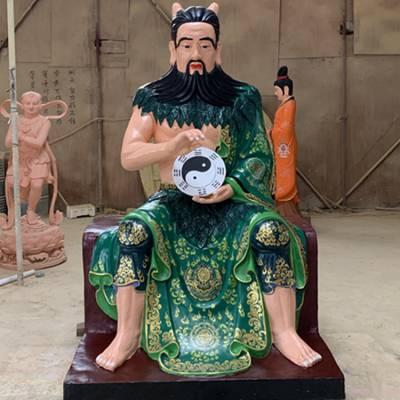 人祖爷伏羲神像价格 三皇五帝雕塑 神农神像 盘古大帝佛像厂家