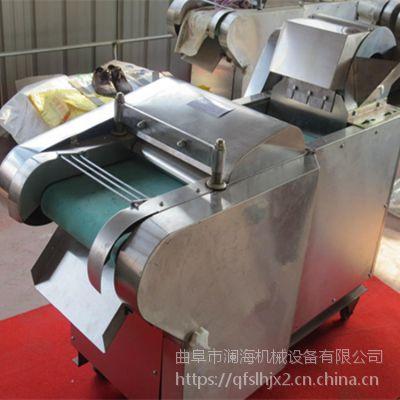 果蔬加工设备 电动多功能切菜机 豆腐切块机