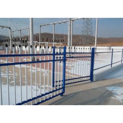 围墙防护栏杆l院子围墙护栏l锌钢围栏厂家