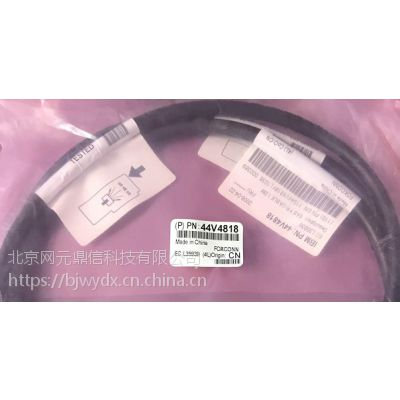 3667 44V4818 1M SAS YR Cable磁盘柜 小型机数据连接线