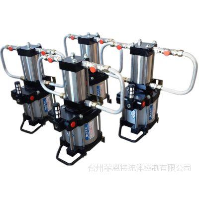 菲恩特ZTAM02气动增压泵 不锈钢微型气体加压泵厂家直销